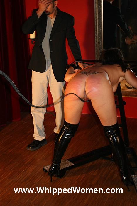 This was wonderful! Handcuffed slave